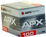 Agfa Photo APX 100 36 exposure Black & White Camera Film NEW EMULSION